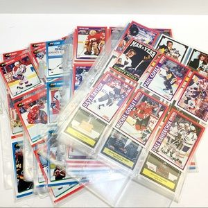 154 SCORE 1990-1991 Hockey Cards